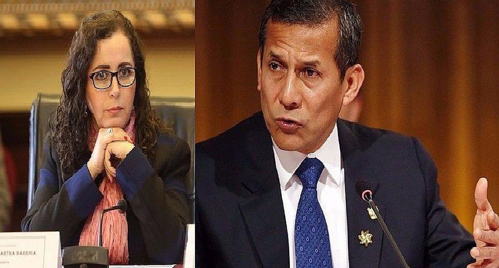 """Ollanta Humala sobre Keiko Fujimori: """"No me he ido del Perú...no me voy a correr maratones"""""""