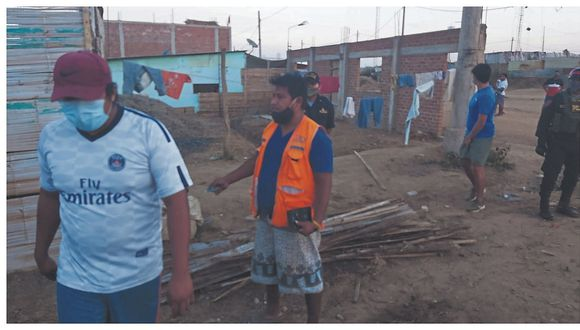 Presuntos traficantes de terrenos hacen de las suyas en Tumbes