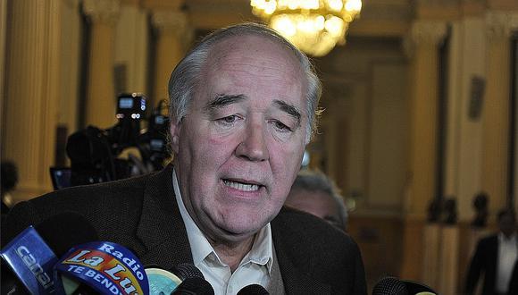 """García Belaúnde: """"Sería una torpeza del Gobierno creer que una cuestión de confianza doblegará al Congreso"""""""