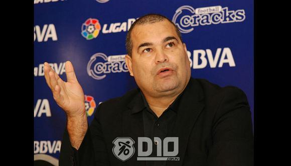 José Luis Chilavert quiere ser presidente de Paraguay