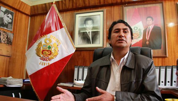 Vladimir Cerrón con una denuncia más a cuestas