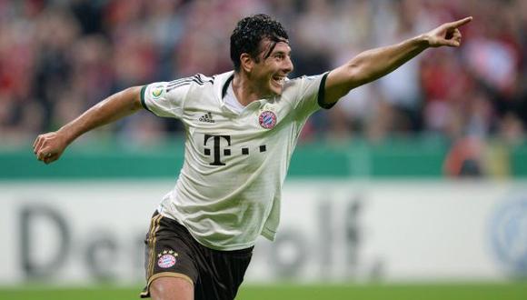 Bayern Múnich dejó su saludo por el aniversario de independencia del Perú. (Foto: AFP)