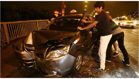 Aseguradoras preparan central de riesgo vehicular