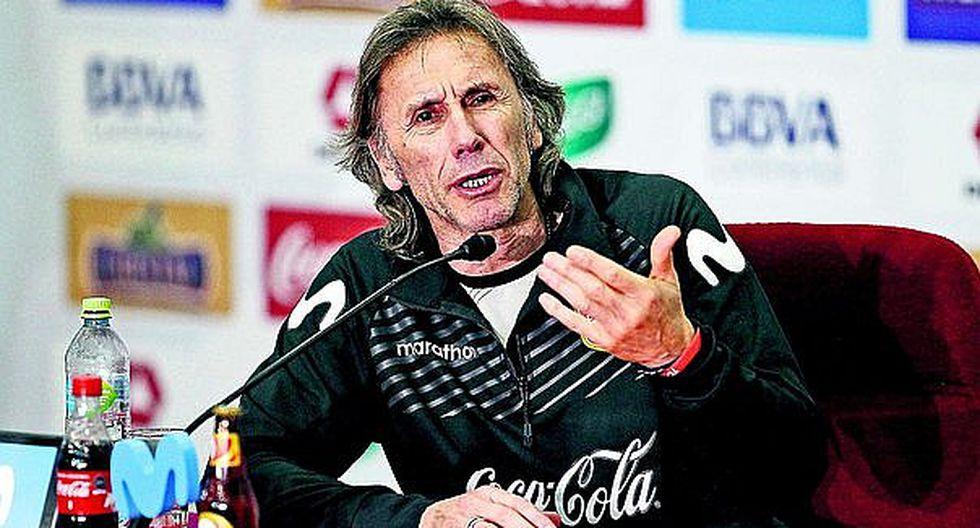 Todos vuelven: lo que dijo Gareca sobre el regreso de Ruidíaz, Peña y Benavente