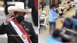 """Pedro Castillo: """"Delincuentes extranjeros tienen 72 horas desde ahora para abandonar el país"""" (VIDEO)"""