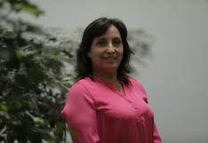 Dina Boluarte cuestiona insistencia de regular la cuestión de confianza