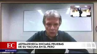 Aztrazeneca iniciará pruebas de su vacuna contra la COVID-19 en Perú