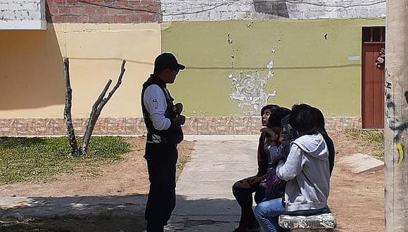 Serenos hallan a cuatro escolares con síntomas de ebriedad en el cercado
