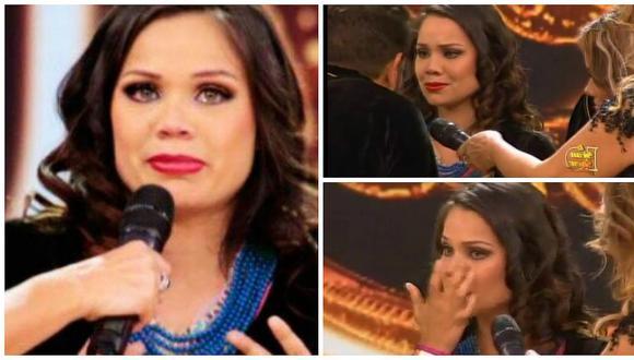 El Gran Show: Andrea San Martín no aguantó y rompe en llanto al revelar esto (VIDEO)