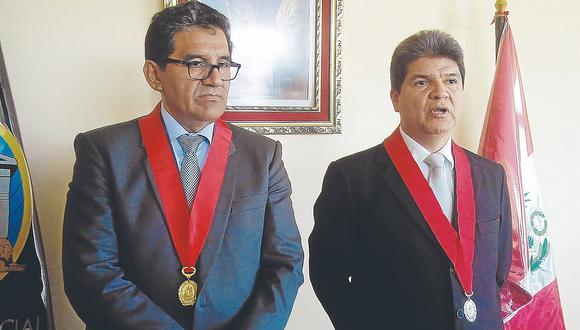 Juez Óscar Burga es el nuevo presidente de CSJL