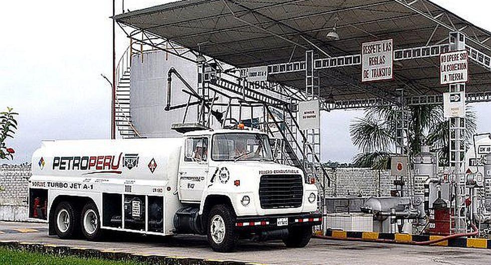 Petroperú operará cinco terminales de abastecimiento de combustible del sur