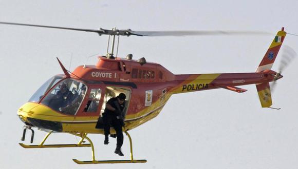 Aunque el Coyote I fue adquirido por motivos de seguridad, su utilidad se ha probado con otro tipo de tareas. (Foto: Gobierno de Nezahualcóyotl)