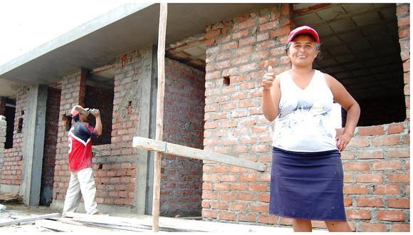 Otorgarán 314 Bonos Habitacionales a damnificados por El Niño Costero