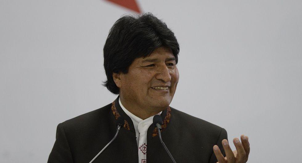 Evo Morales pide a Estados Unidos que devuelva Guantánamo a Cuba