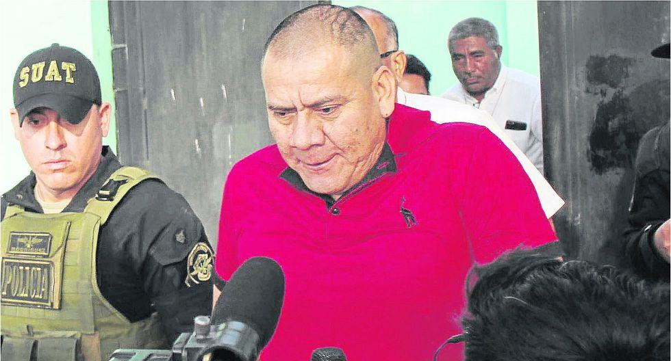 """León More es excluido del proceso judicial por el caso del """"Comandante Mela"""""""