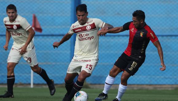 Universitario se alista para jugar contra Cantolao el viernes en la Liga 1. (Foto: Liga 1)