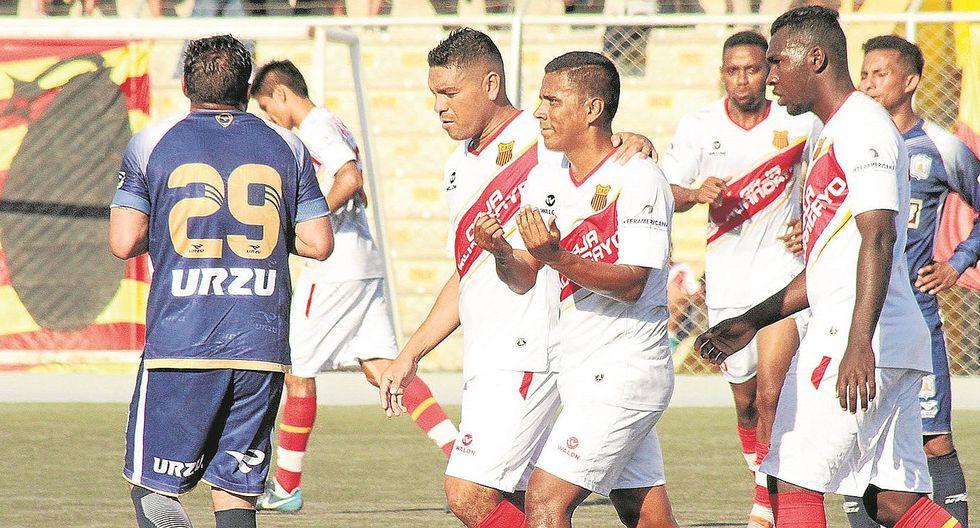 Atlético Grau golea 4 a 0 a Alfredo Salinas y es octavo en el torneo de ascenso