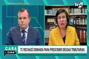 Marianella Ledesma aclara sobre prescripción de deudas