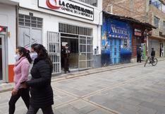 Huancavelica: Consejeros opinan sobre proyecto de ley para levantamiento bancario