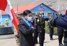Gobernador de Puno deja encargatura a gerente y desplanta a vicegobernador