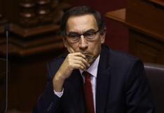 Martín Vizcarra es imputado por colusión agravada y lectura de sentencia será este lunes 26