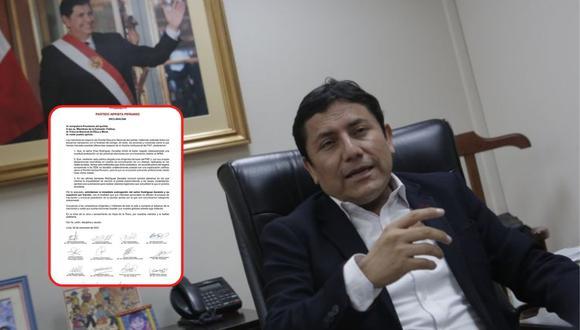 División no se termina en partido de Víctor Raúl Haya de la Torre. Las pugnas continúan a pesar de crisis interna. (Foto: GEC)