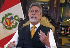 """¿Neutral? Francisco Sagasti califica de """"limpias"""" las elecciones"""