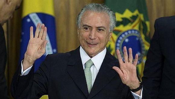 Brasil: otro ministro del presidente Temer renuncia por corrupción