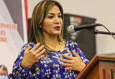 Magaly Ruiz pide incluir a los jóvenes en la política