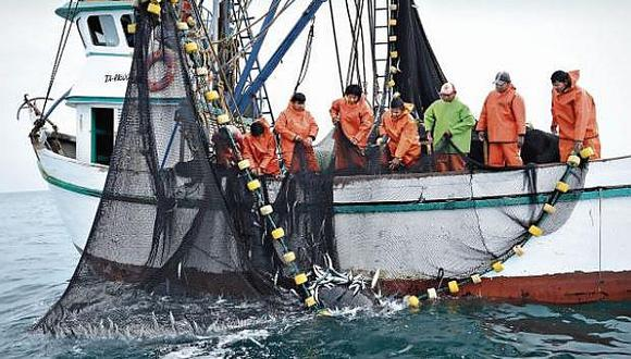 Pescadores artesanales se formalizan en el norte del país