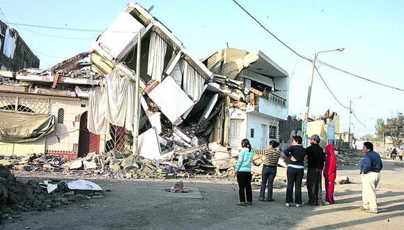 """Julio Kuroiwa: """"Sobrevivientes de terremoto sufrirán por falta de agua"""""""