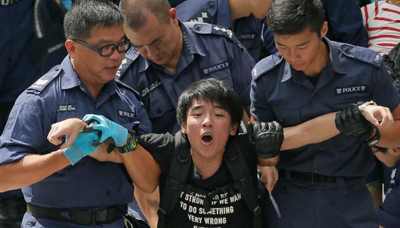 Detienen al fundador de una página web sobre derechos humanos en China