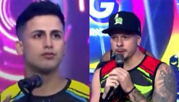 """Mario Hart pide disculpas públicas en """"Esto es guerra"""". (Foto: Captura América TV)."""