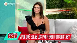 Milena Zarate no saludó a Janeth Barboza porque no se considera 'hipócrita'