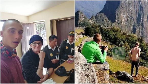 Extranjeros irrespetuosos fueron expulsados de Machu Picchu (FOTOS)