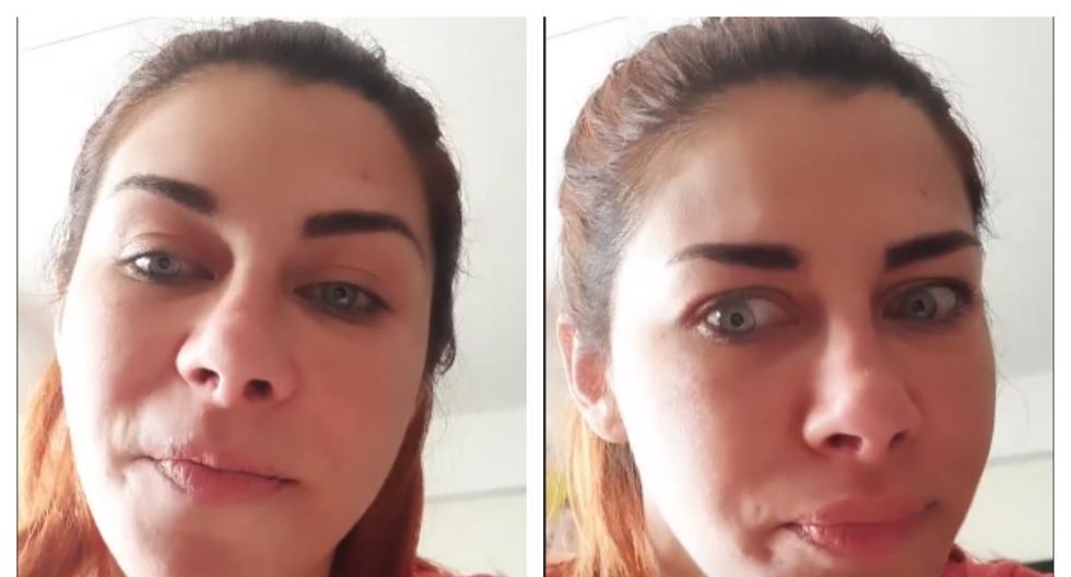 Xoana González reveló que dos sujetos en moto le robaron el celular (VIDEO)