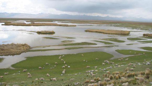 Provincia de Junín amenaza con paro indefinido en defensa de lago