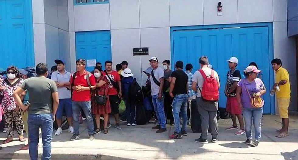 Darán salvoconductos a peruanos para que retornen de Chile