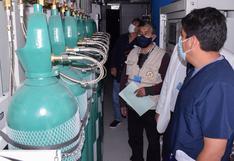 Llegan a Cusco plantas de oxígeno para el Hospital Regional y Chumbivilcas