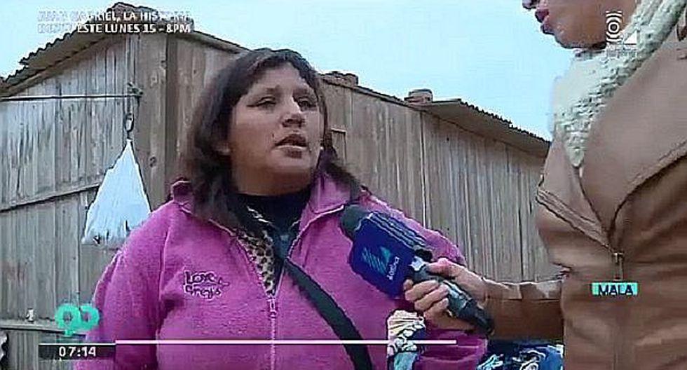 Cañete: Detienen a madre de niña de diez años asesinada en Mala
