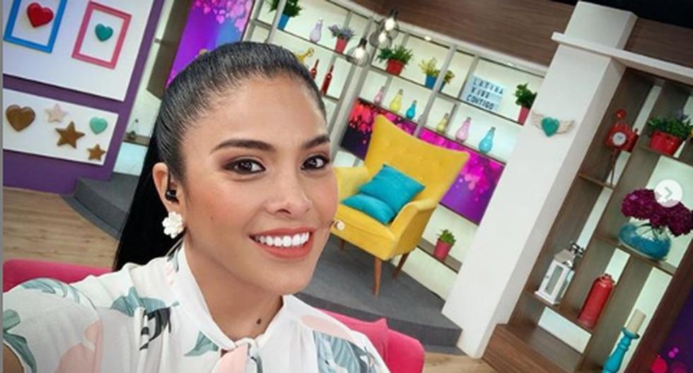 Maricarmen Marín responde a Magaly Medina por llamarla 'florero' (Foto: Instagram)