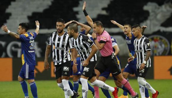 Boca Juniors y Atlético Mineiro definieron al clasificado en penales tras el empate sin goles en el tiempo reglamentario. (Foto: AFP)