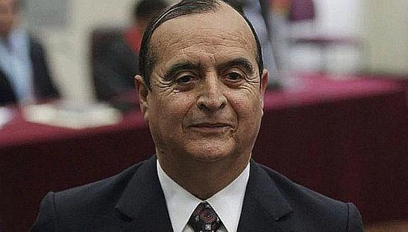 Poder Judicial condena a 4 años a Vladimiro Montesinos | POLITICA | CORREO