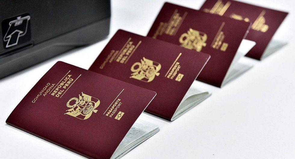 Suspenderán Pasaporte Electrónico a peruanos procesados por la justicia