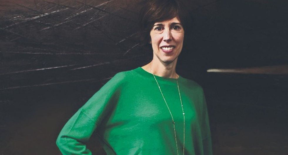 """Laetitia Colombani: """"La sociedad sigue siendo muy exigente con las mujeres"""""""