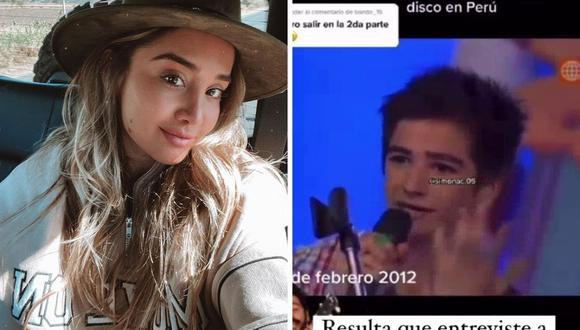 Ximena Hoyos recordó la entrevista que le realizó a Camilo cuando empezaba en la música. (Foto: Instagram / @ximehoyosp).
