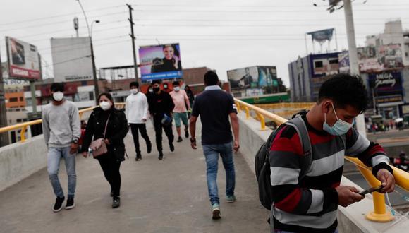 Minsa reportó más casos de COVID-19 en el Perú. (Foto: Ángela Ponce/ GEC)