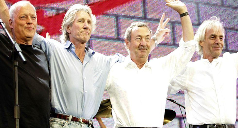 Nuevo disco de Pink Floyd será el último de la banda