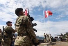 Inauguran base contraterrorista en San Miguel del Ene, donde Sendero Luminoso asesinó a 16 personas el mes pasado