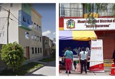 Contraloría alerta falta de transparencia en obras de distritos de Cáceres y Jesús Nazareno